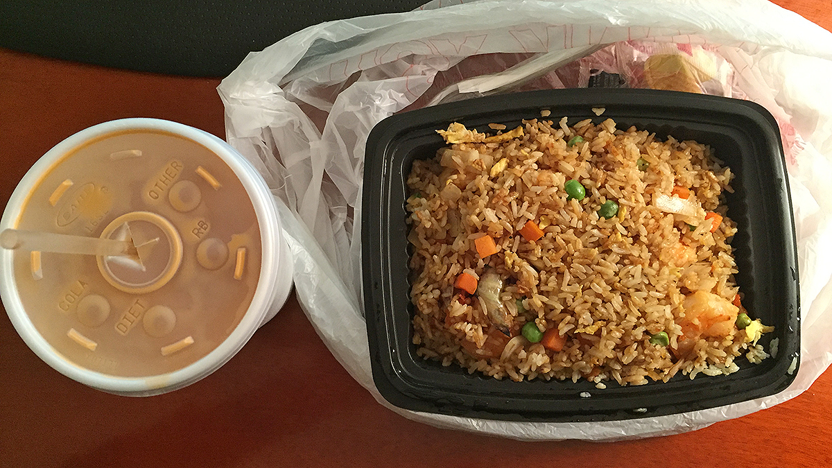 golden-seven-thai-tea-shrimp-fried-rice