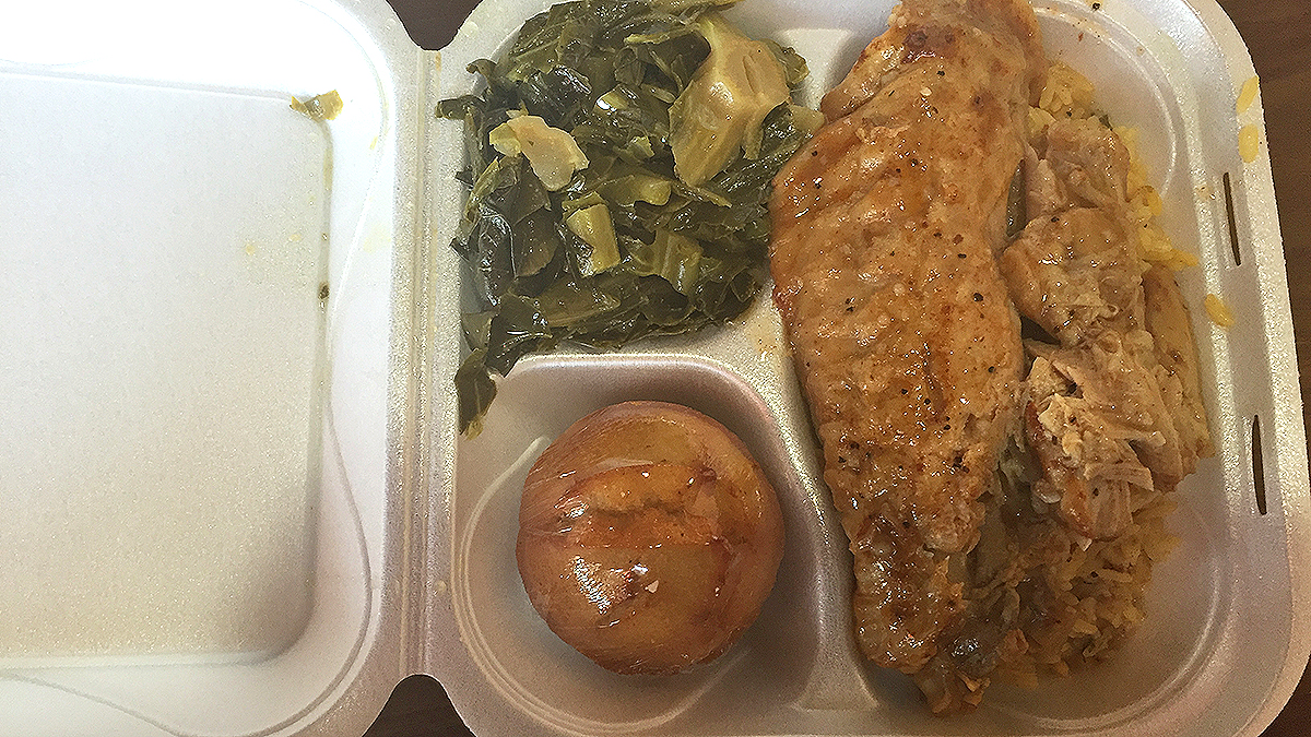 whos-got-soul-cafe-turkey-wing-collard-greens