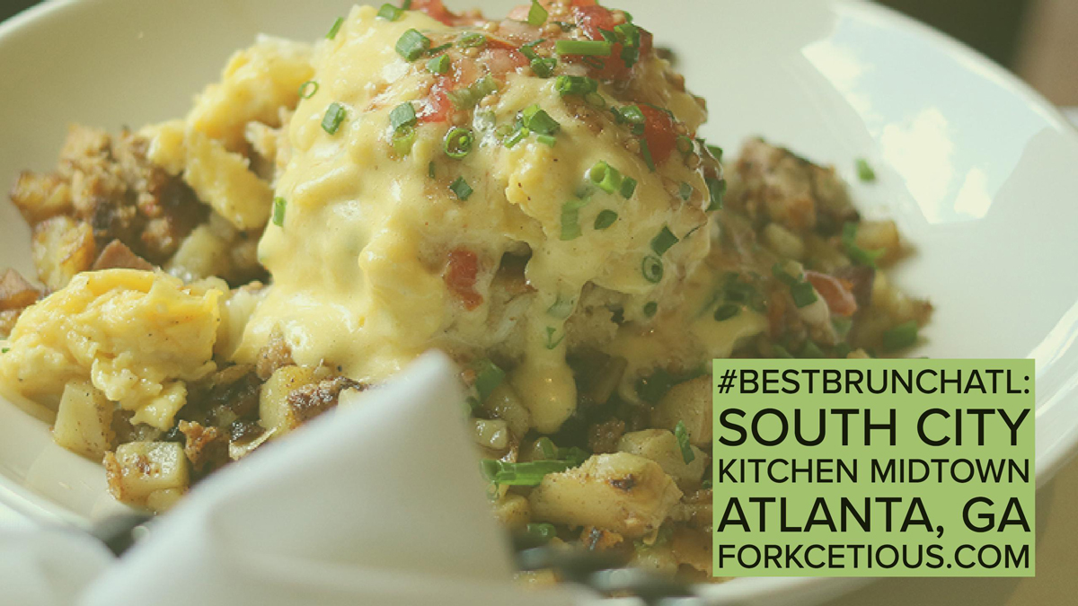 Best brunch in atl south city kitchen midtown forkcetious for South city kitchen midtown atlanta ga 30309